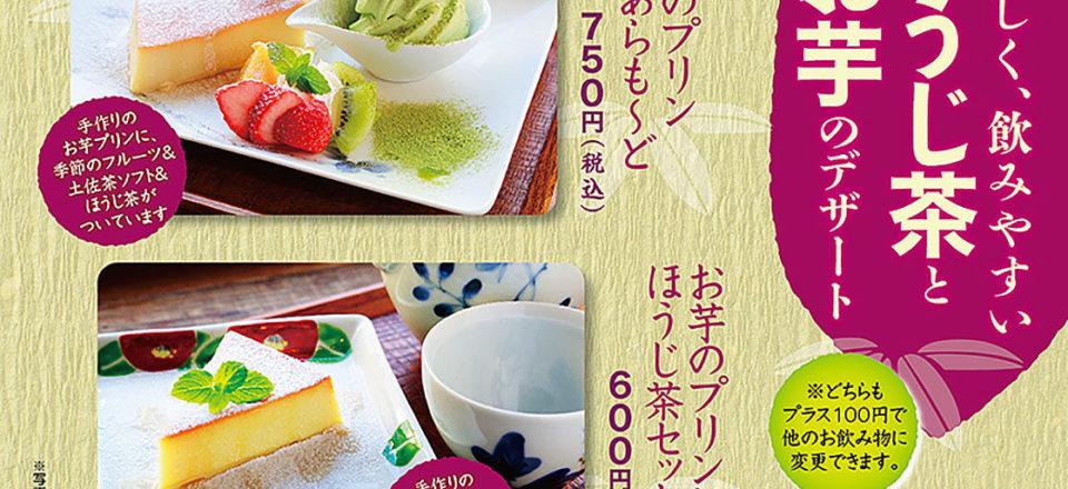 土佐茶カフェもっと茶様 B5ポップ