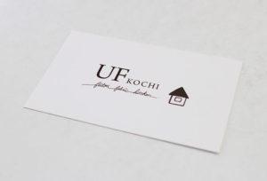 uf様 ショップカード(2018.10月)